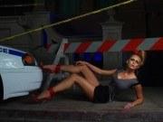Брита Петерсон в 2 серии 4 сезона Топ-модель по-американски