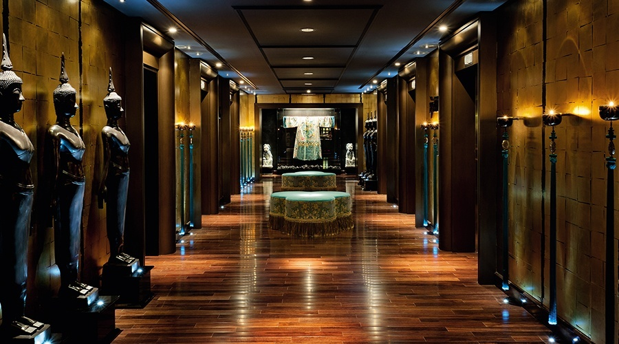 Отель Будда-Бар в Париже