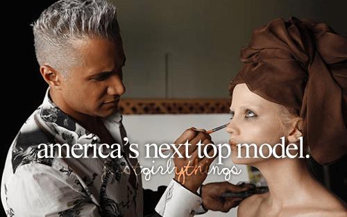 Джей Мануэль и топ-модель по-американски