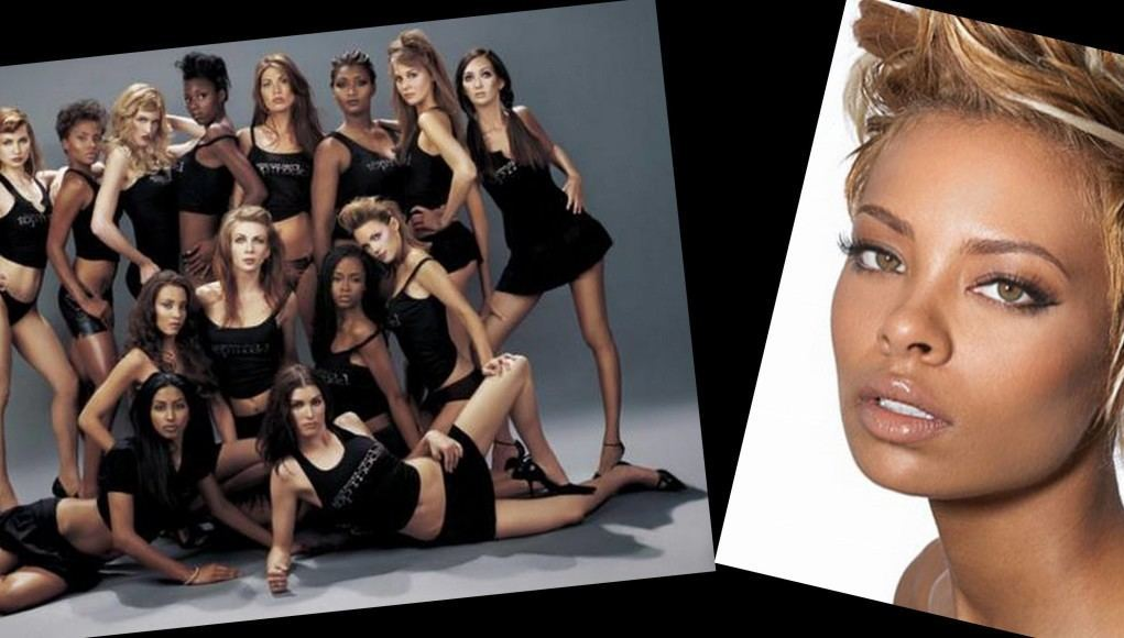 Смотреть девушек моделей 10