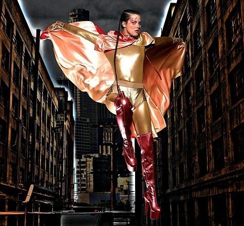 Ким Штольц топ-модель по-американски