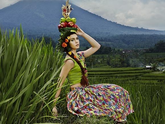Топ-модель по-американски 20 сезон на Бали