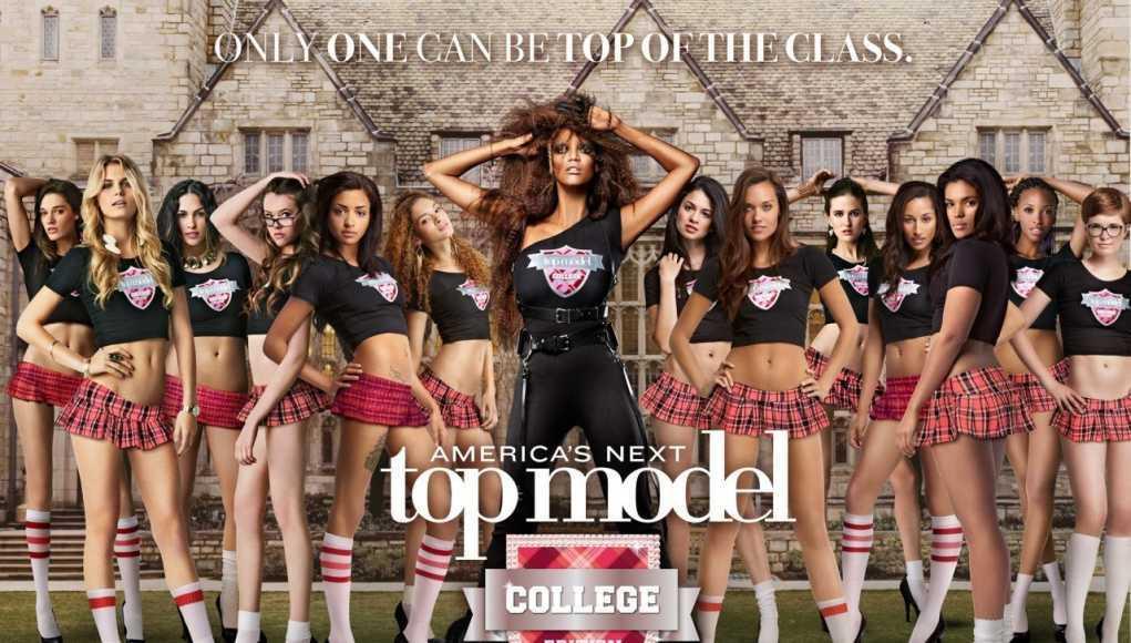 19 сезон топ-модель по-американски фотосессии
