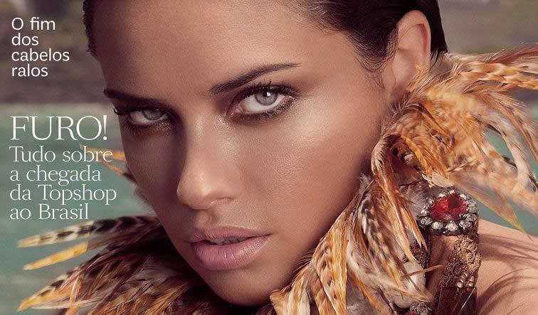 Адриана Лима Бразильская модель