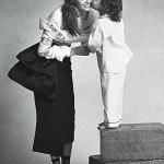 Фотосессия с ребенком Миранды Керр