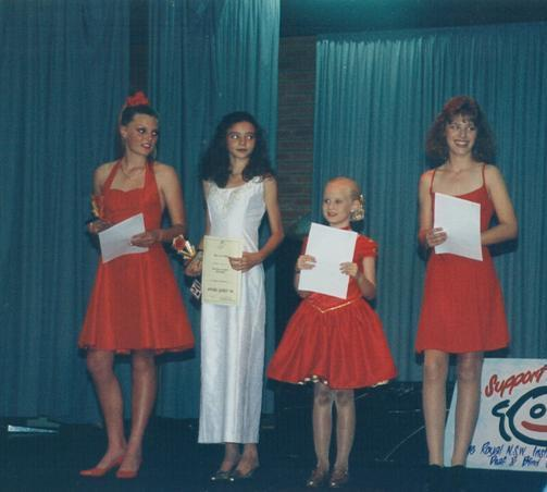 Первая победа Миранды Керр