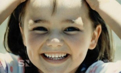 Детские фотографии Миранды Керр