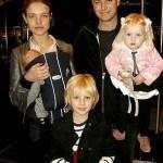 Семья Натальи Водяновой