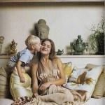 Семейные фотографии Натальи Водяновой