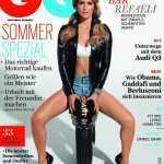 Бар Рафаэли журнал GQ