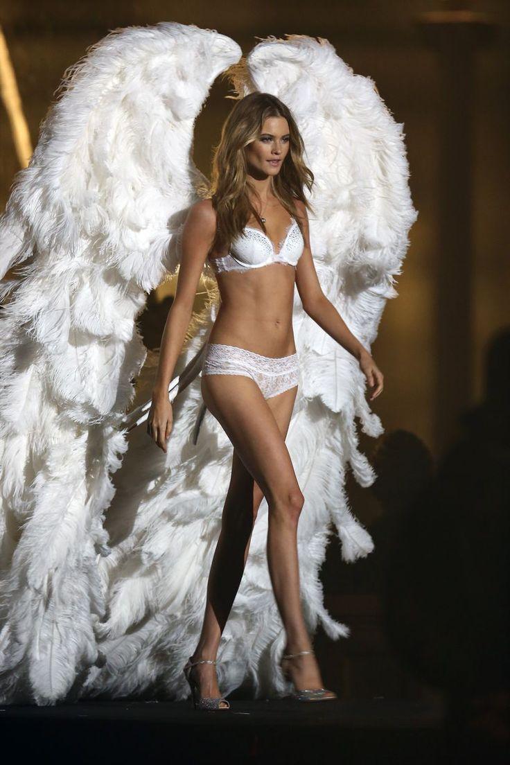 Бехати Принслу модель Victoria's Secret