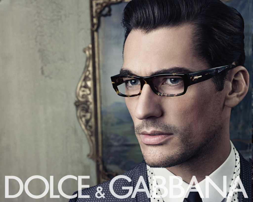 Дэвид Ганди Dolce & Gabbana
