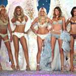 Хайди Клум и ангелы Виктории