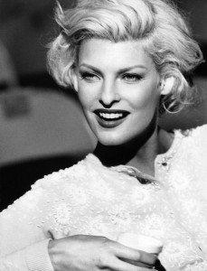 Линда Евангелиста топ 50 самых красивых женщин