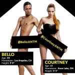 Участники топ-модель по-американски 22 сезон Bello Courtney