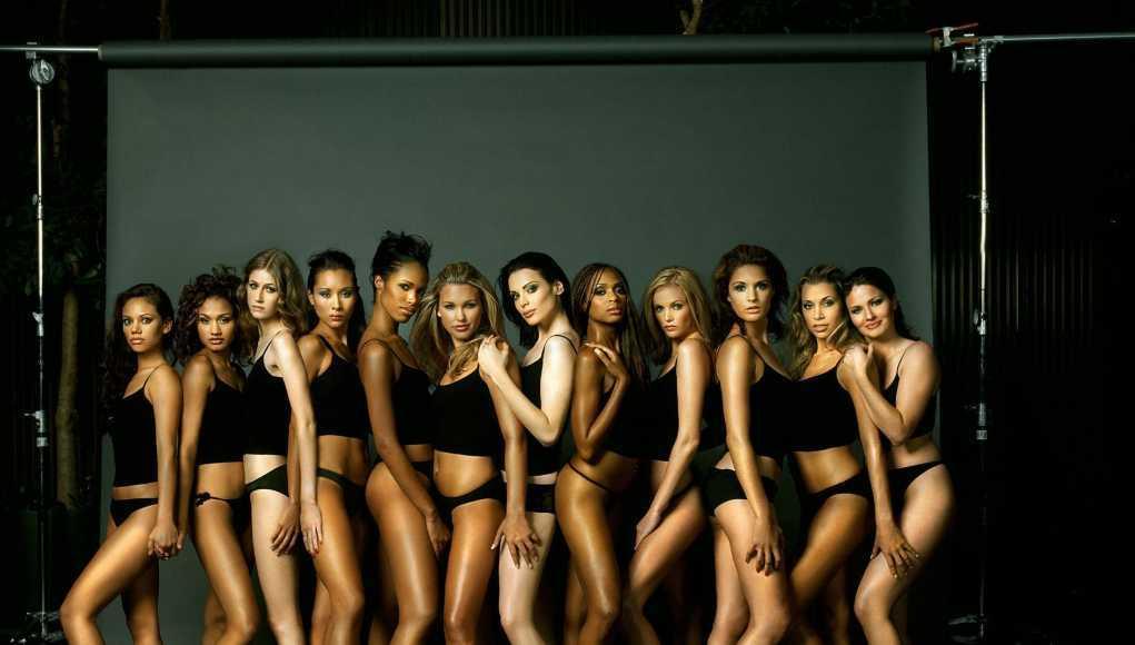 Все фотосессии топ-модель по-американски 2 сезон