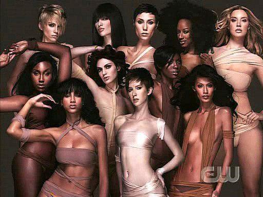 8 сезон 10 серия топ-модель по-американски