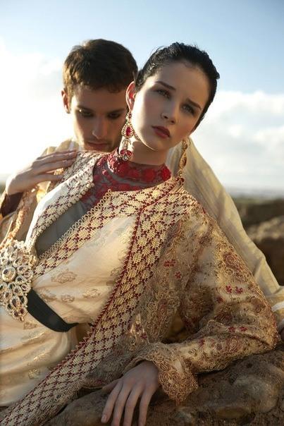 Бриттани марокканская свадьба 16 сезон