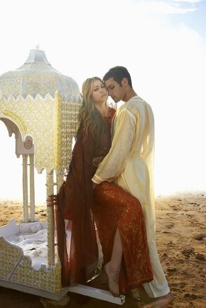 Ханна марокканская свадьба 16 сезон