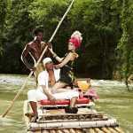Kristin Kagay сплав по реке