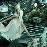 Laura James фотосессия зомби