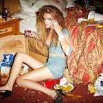 Leila Goldkuhl трэш фото