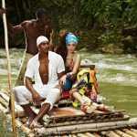 Nastasia Scott сплав по реке