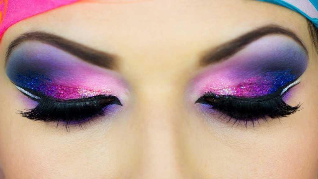 Как делать макияж на глазах