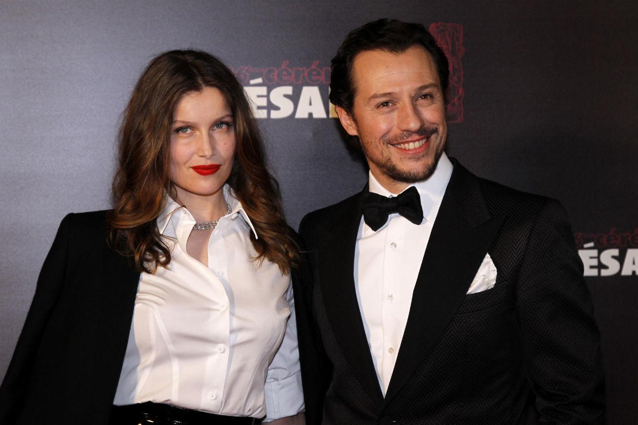 Летиция Каста и Стефано Аккорси