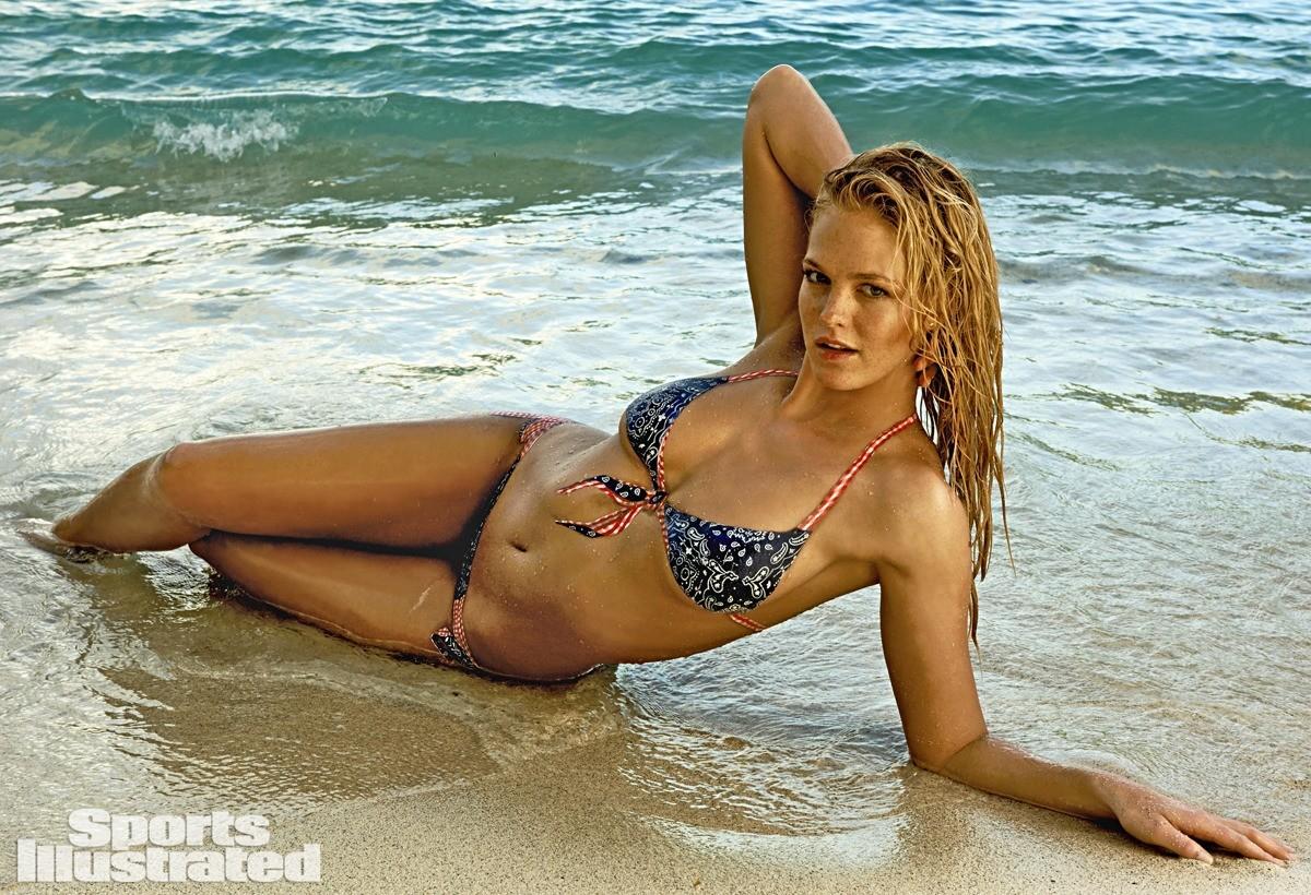Эрин Хизертон Sports Illustrated