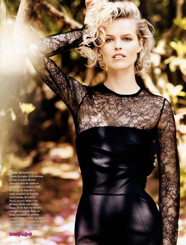 Ева Герцигова Vogue LA