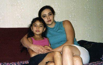 Ирина Шарипова в детстве