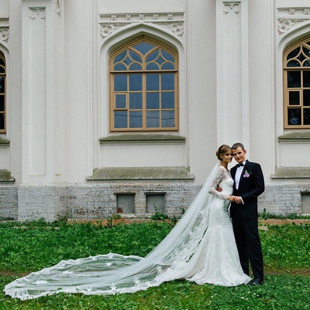 Катя Григорьева свадьба