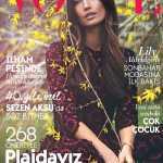 Лили Олдридж Vogue