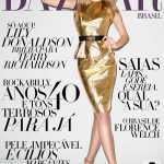 Лили Дональдсон Harpers Bazaar