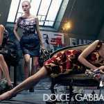 Лили Дональдсон для D&G