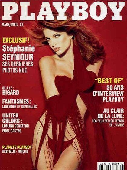Стефани Сеймур фото Playboy