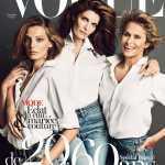Стефани Сеймур фото Vogue