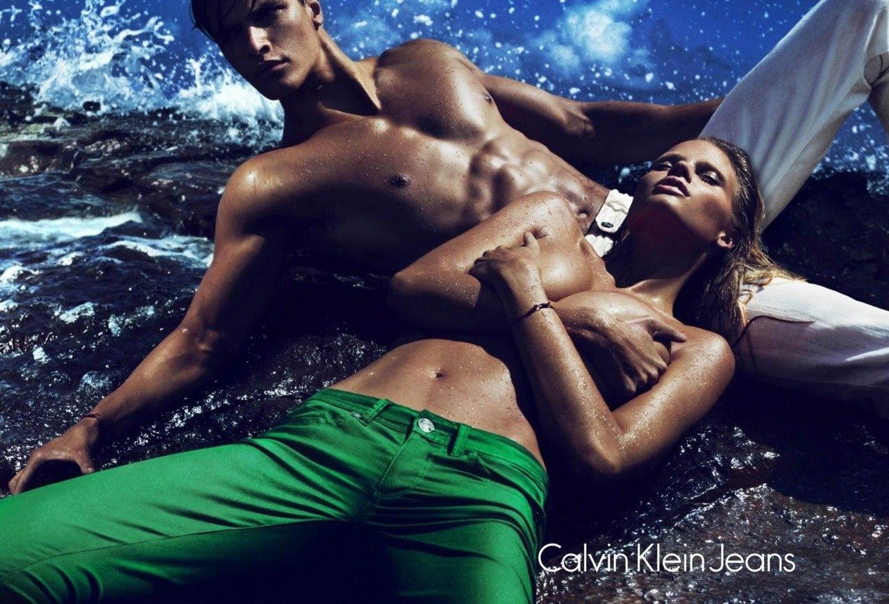 Тони Гаррн Calvin Klein