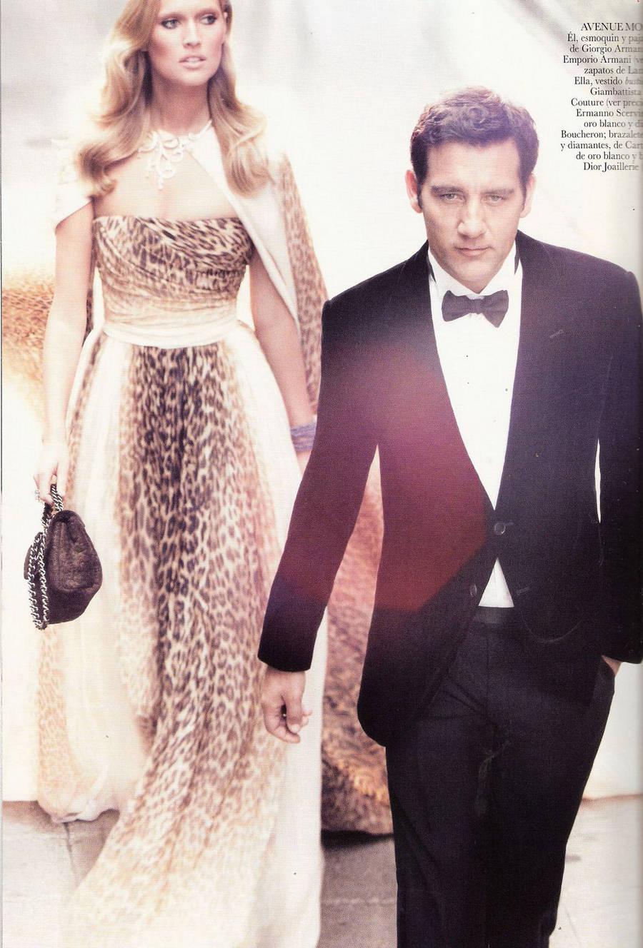 Тони Гаррн Vogue Spain