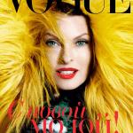 Тони Гаррн для Vogue Russia