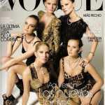 Тони Гаррн на обложке Vogue