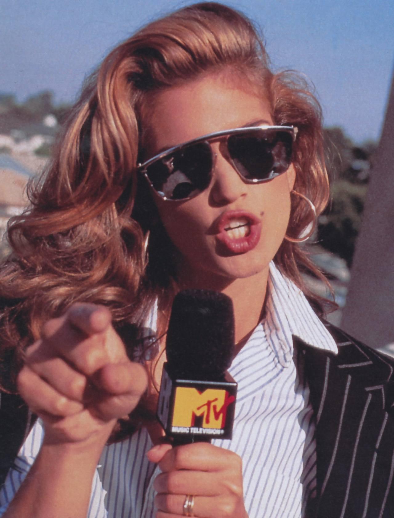 Синди Кроуфорд MTV