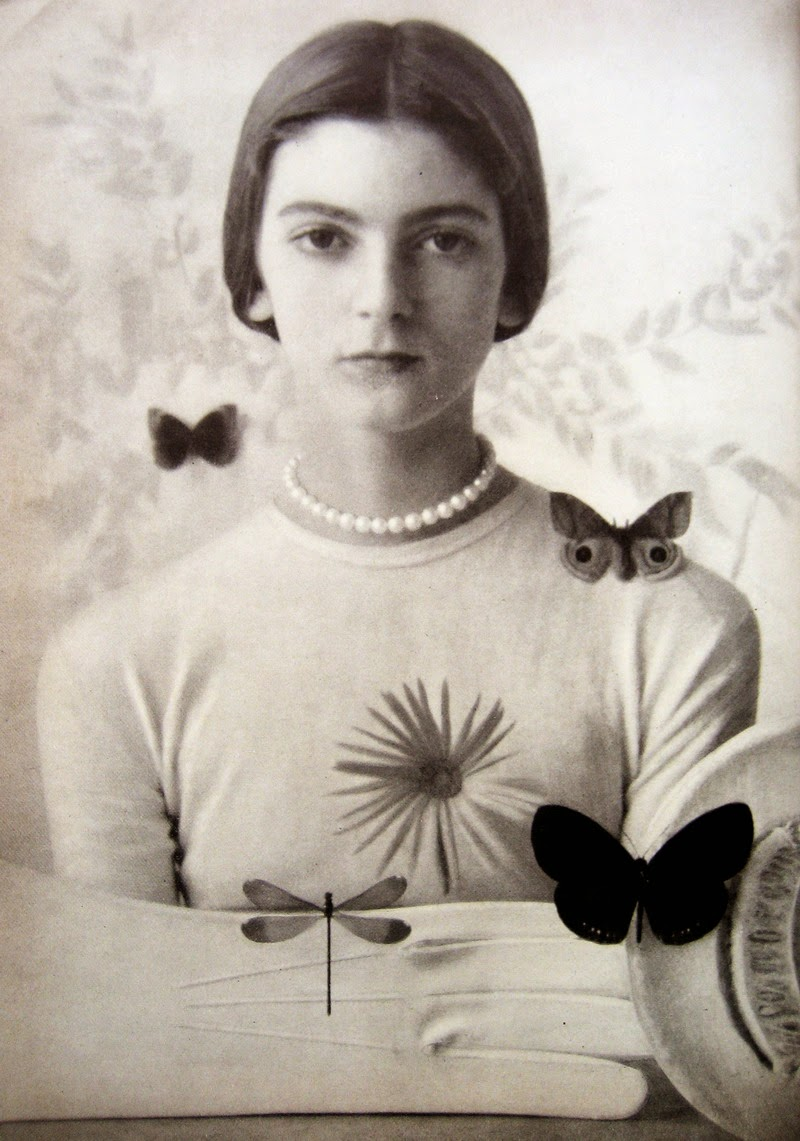 Кармен Делль Орефайс в молодости