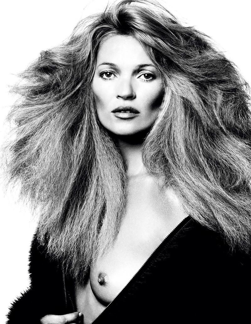 Кейт Мосс Vogue Paris