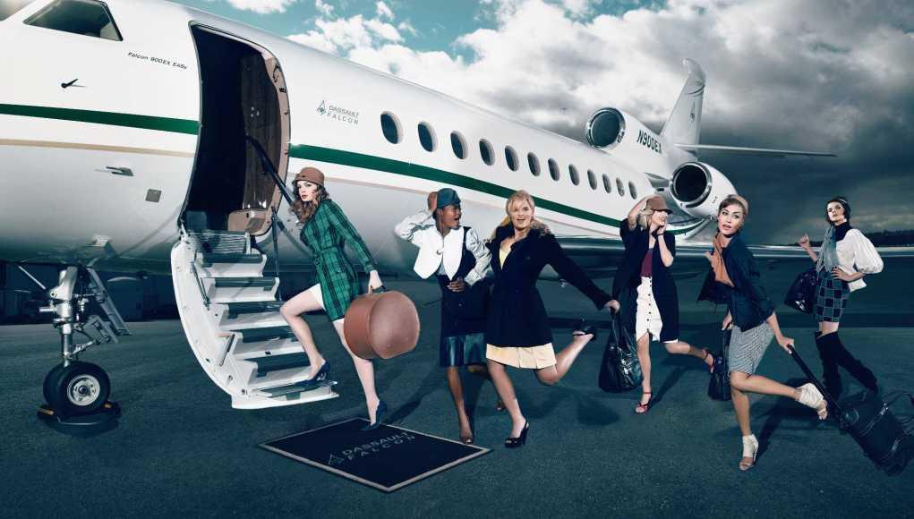 Топ-модель по-американски 10 сезон 9 серия