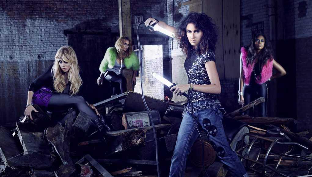Топ-модель по-американски 12 сезон 3 серия
