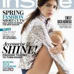 Эмили Ратажковски InStyle
