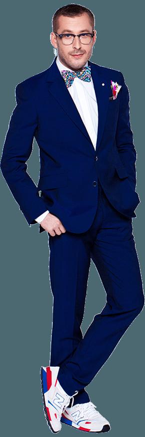 Сергей Никитюк супермодель по-украински