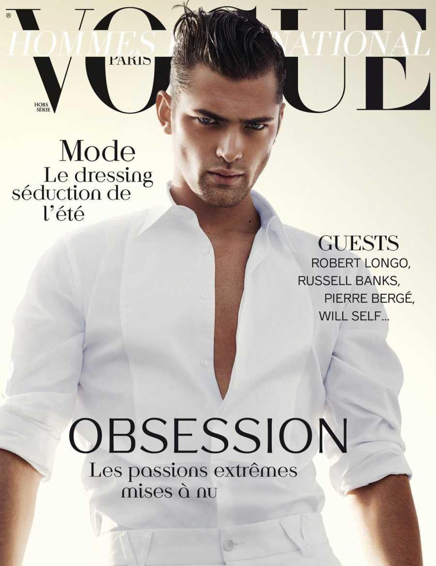 Шон О`Прай Vogue